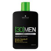 Schwarzkopf [3D] MEN Shampooing antipelliculaire 250 ml