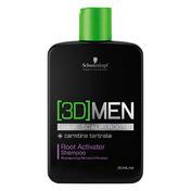 Schwarzkopf [3D] MEN Shampooing stimulant racines 250 ml