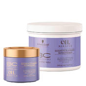 Schwarzkopf BONACURE Oil Miracle Barbary Fig Oil & Keratin Mask 150 ml
