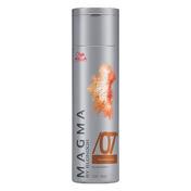 Wella Magma door Blondor /07 Bruin naturel donker, 120 g