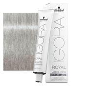 Schwarzkopf IGORA ROYAL Absolutes SilverWhite Silber, Tube 60 ml