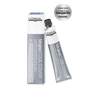 L'ORÉAL Majirel Cool Cover 7,11 Mittelblond Tiefes Asch, Tube 50 ml