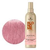Schwarzkopf BlondMe Instant Blush Erdbeer, 250 ml