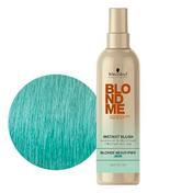 Schwarzkopf BlondMe Instant Blush Jade, 250 ml