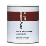 dusy professional Bleach-2-Color Powder Kupfer-Blond 150 g