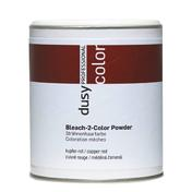 dusy professional Bleach-2-Color Powder Kupfer-Rot 150 g