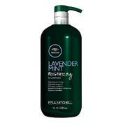 Paul Mitchell Tea Tree Lavender Mint Moisturizing Shampoo 1 Liter