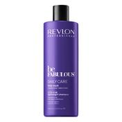Revlon Professional Be Fabulous Daily Care Fine Hair C.R.E.A.M. Lightweight Shampoo 1 Liter