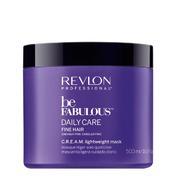 Revlon Professional Be Fabulous Daily Care Fine Hair C.R.E.A.M. Lightweight Mask 500 ml