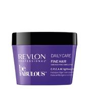 Revlon Professional Be Fabulous Daily Care Fine Hair C.R.E.A.M. Lightweight Mask 200 ml