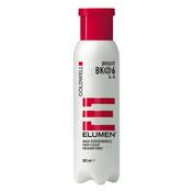 Goldwell Elumen High-Performance Hair Color Bright BK@6, 200 ml