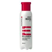Goldwell Elumen High-Performance Hair Color Bright NG@6, 200 ml