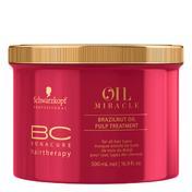 Schwarzkopf BONACURE Oil Miracle Brazilnut Oil Pulp Treatment 500 ml