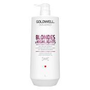 Goldwell Dualsenses Blondes & Highlights Anti-Yellow Shampoo 1 Liter