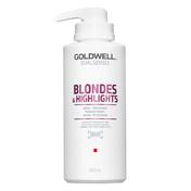 Goldwell Dualsenses Blondes & Highlights 60sec Treatment 500 ml