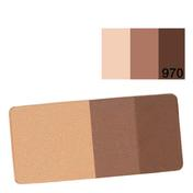 AVEDA Petal Essence Eye Color Trio 970 Gobi Sands, 2,5 g