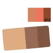AVEDA Petal Essence Eye Color Trio 972 Copper Haze, 2,5 g