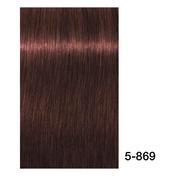 Schwarzkopf IGORA #RoyalTakeOver Dusted Rouge 5-869 Hellbraun Rot Schoko Violett, Tube 60 ml
