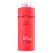 Wella Invigo Color Brilliance Color Protection Shampoo Coarse 1 Liter
