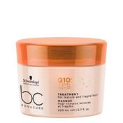Schwarzkopf BONACURE Q10+ Time Restore Treatment 200 ml
