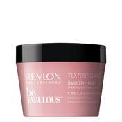 Revlon Professional Be Fabulous Texture Care Smooth Hair C.R.E.A.M. Anti-Frizz Mask 200 ml