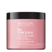 Revlon Professional Be Fabulous Texture Care Smooth Hair C.R.E.A.M. Anti-Frizz Mask 500 ml