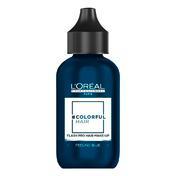 L'ORÉAL #COLORFULHAIR Flash Pro Hair Make-Up Matt Feeling Blue (7), 60 ml
