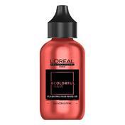 L'ORÉAL #COLORFULHAIR Flash Pro Hair Make-Up Samtig Dancing Pink (3), 60 ml