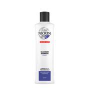 NIOXIN System 6 Cleanser Shampoo Step 1 300 ml