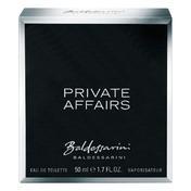 Baldessarini PRIVATE AFFAIRS Eau de Toilette 50 ml