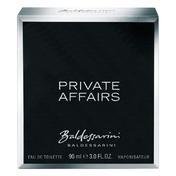 Baldessarini PRIVATE AFFAIRS Eau de Toilette 90 ml