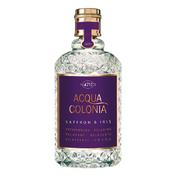 4711 Acqua Colonia Eau de Cologne Safran & Iris Splash & Spray 170 ml