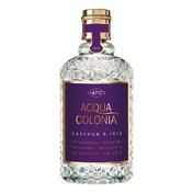 4711 Acqua Colonia Saffron & Iris Eau de Cologne Splash & Spray 170 ml