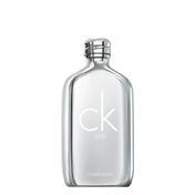 Calvin Klein ck one Platinum Edition Eau de Toilette 100 ml
