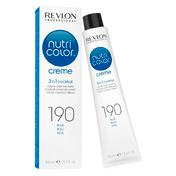Revlon Professional Nutri Color Creme 190 Blau Tube 100 ml