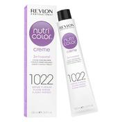 Revlon Professional Nutri Color Creme 1022 Platin Intensiv Tube 100 ml