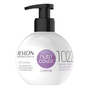 Revlon Professional Nutri Color Creme 1022 Platin Intensiv 270 ml
