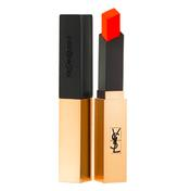 Yves Saint Laurent Rouge Pur Couture The Slim Lippenstift 02 Strange Orange, 3 g
