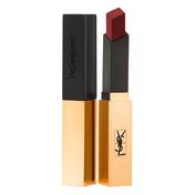 Yves Saint Laurent Rouge Pur Couture The Slim Lippenstift 22 Ironic Burgundy, 3 g