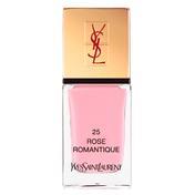 Yves Saint Laurent La Laque Couture Nagellack 25 Rose Romantique, 10 ml