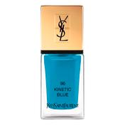 Yves Saint Laurent La Laque Couture Nagellack 96 Kinetic Blue, 10 ml