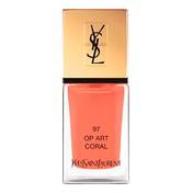 Yves Saint Laurent La Laque Couture Nagellack 97 Art Coral, 10 ml