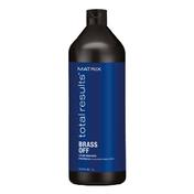 MATRIX Total Results Brass Off Color Obsessed Shampoo 1 Liter