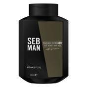 Sebastian SEB MAN The Multitasker Hair, Beard & Body Wash 250 ml