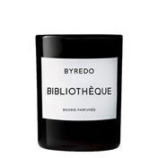 BYREDO Bibliothèque Bougie Parfumée Duftkerze 70 g