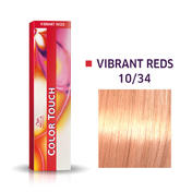 Wella Color Touch Vibrant Reds blond clair clair