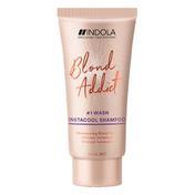 Indola Blond Addict Instacool Shampoo 30 ml