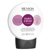Revlon Professional Nutri Color Filter Kugel 200 Violett 240 ml