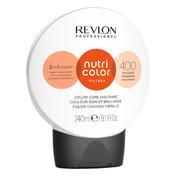 Revlon Professional Nutri Color Filter Kugel 400 Mandarine 240 ml