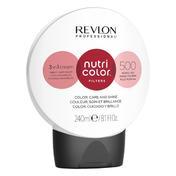 Revlon Professional Nutri Color Filter Kugel 500 Purpurrot 240 ml